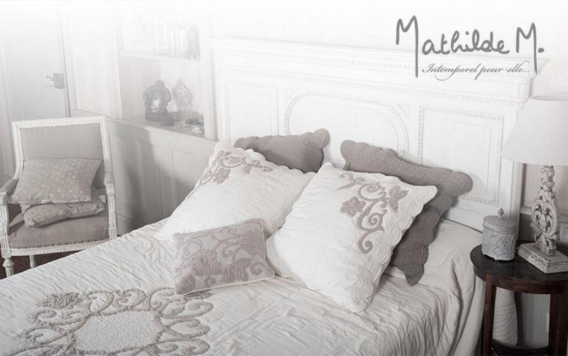 Mathilde M Couvre-lit Couvre-lits Linge de Maison  |