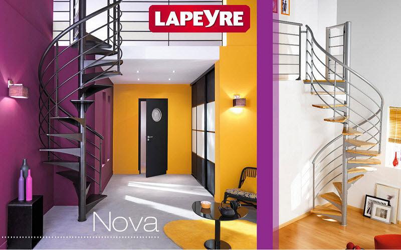 Lapeyre Escalier hélicoïdal Escaliers Echelles Equipement  |