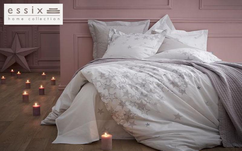 Essix Housse de couette Housses Linge de Maison Chambre | Design Contemporain