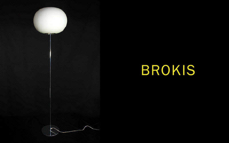BROKIS Lampadaire Lampadaires Luminaires Intérieur  |