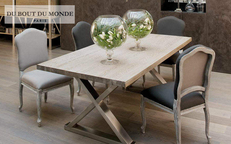 Du Bout Du Monde Table de repas rectangulaire Tables de repas Tables & divers  |