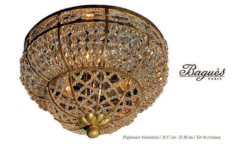 Bagues Plafonnier Lustres & Suspensions Luminaires Intérieur  | Classique