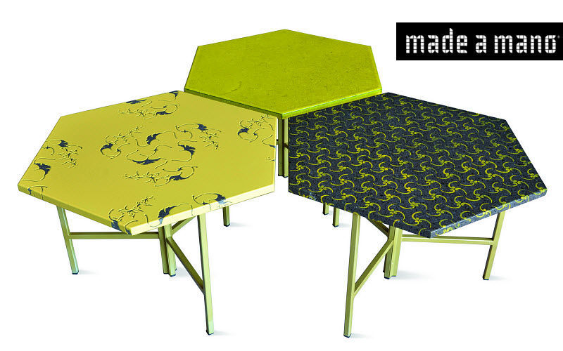 MADE A MANO - Rosario Parrinello Plateau de table Tables de repas Tables & divers   