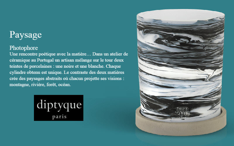 Diptyque Photophore Bougies Bougeoirs Objets décoratifs  |