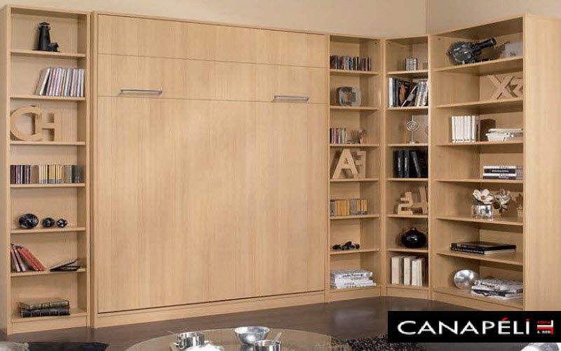 CANAPELIT Armoire-lit Lits escamotables Lit  |