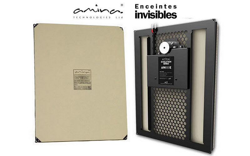AMINA - ENCEINTES INVISIBLES Enceinte invisible Hifi & Son High-tech  |