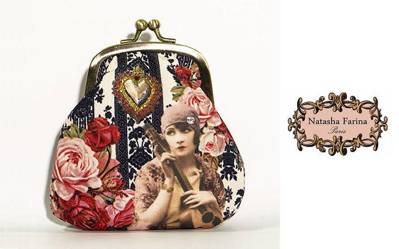 Natasha Farina Porte-monnaie sacs et accessoires En marge de la Déco  |