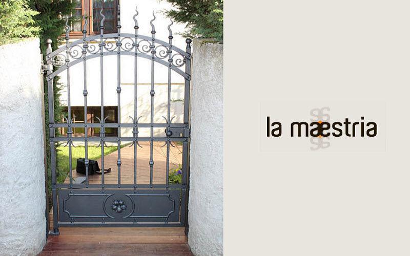 LA MAESTRIA Portillon Portails Jardin Abris Portails...  |