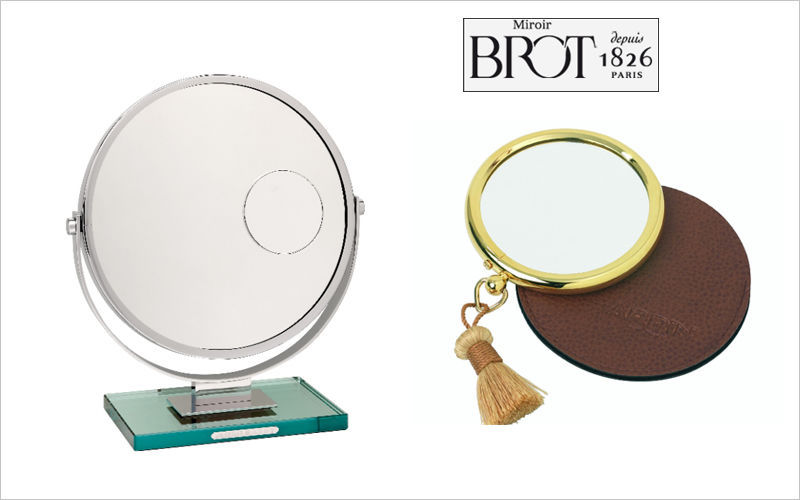 Miroir Brot Miroir grossissant Miroirs de salle de bains Bain Sanitaires  |