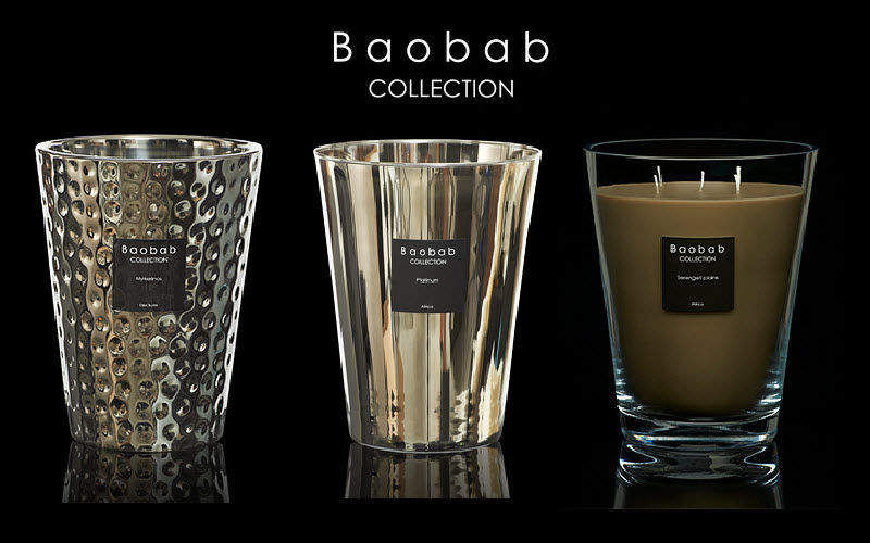 BAOBAB COLLECTION Bougie parfumée Bougies Bougeoirs Objets décoratifs  |