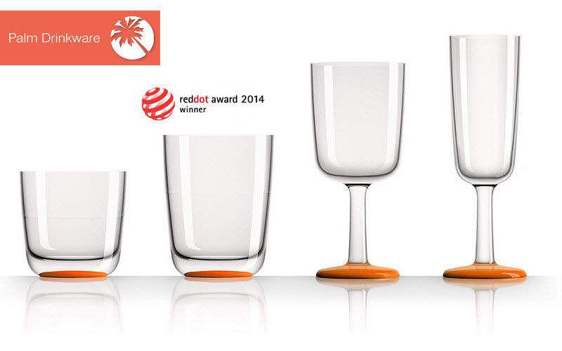 PALM PRODUCTS Service de verres Services de verres Verrerie  |