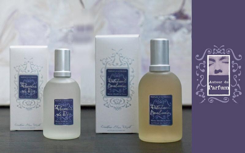 AUTOUR DU PARFUM Parfum d'intérieur Senteurs Fleurs et Senteurs  |