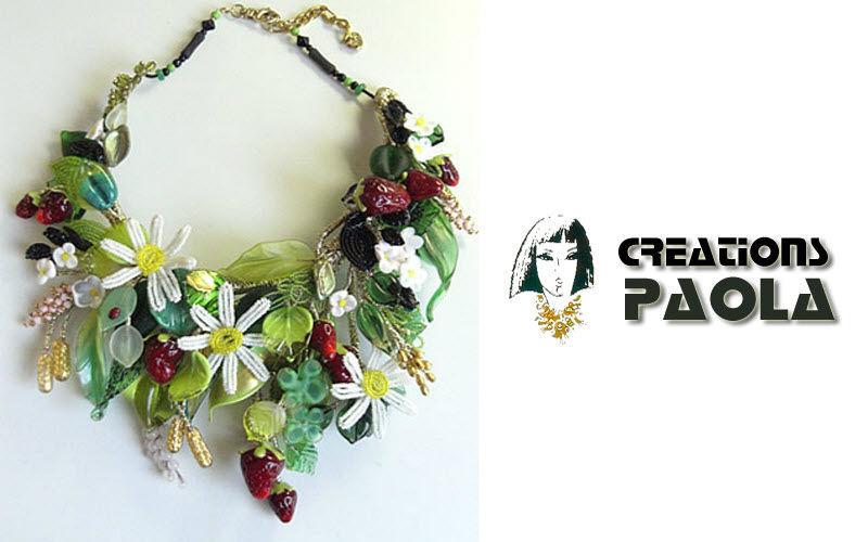 Creations Paola Collier Bijouterie En marge de la Déco  |