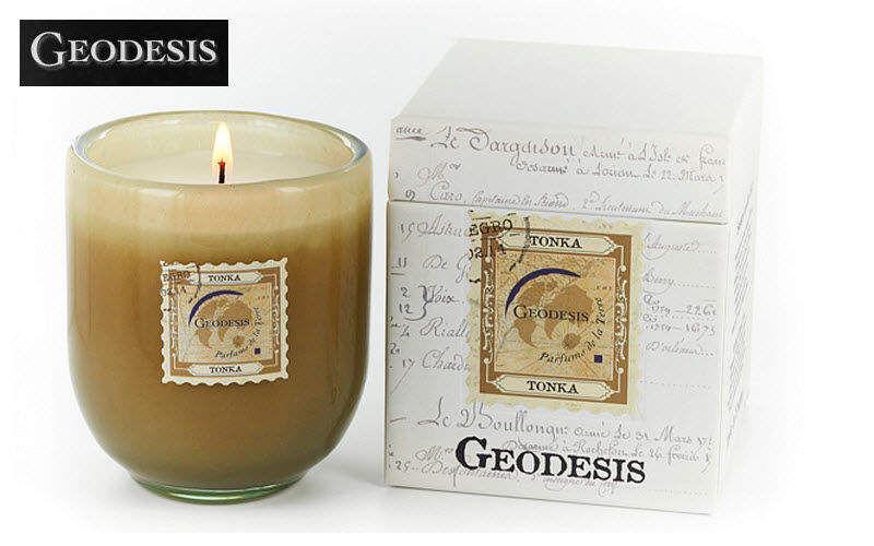 Geodesis Bougie parfumée Bougies Bougeoirs Objets décoratifs  |