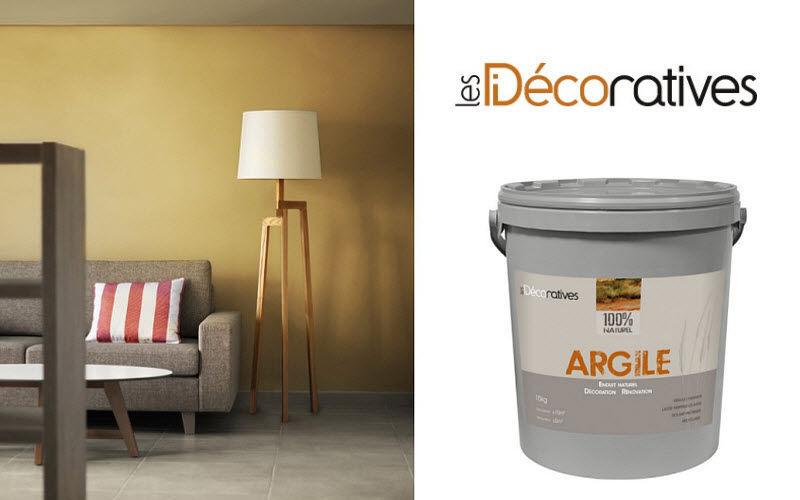 LES DECORATIVES Enduit de décoration Peintures intérieures décoratives Quincaillerie  |