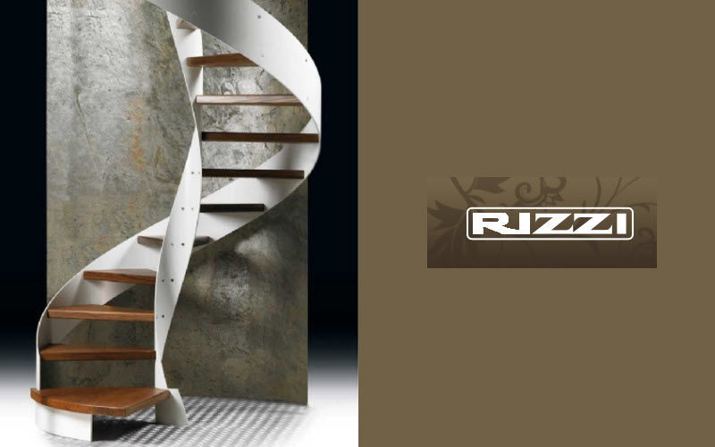 RIZZI Escalier hélicoïdal Escaliers Echelles Equipement  |
