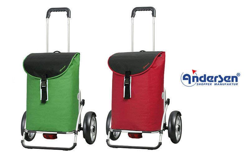 Andersen Shopper Chariot de marché Bagagerie En marge de la Déco  |