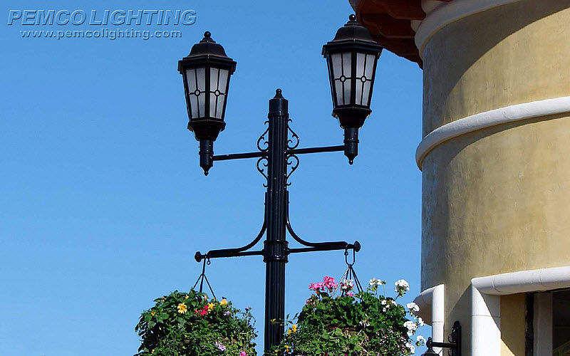 PEMCO LIGHTING Réverbère Réverbères lampadaires Luminaires Extérieur   