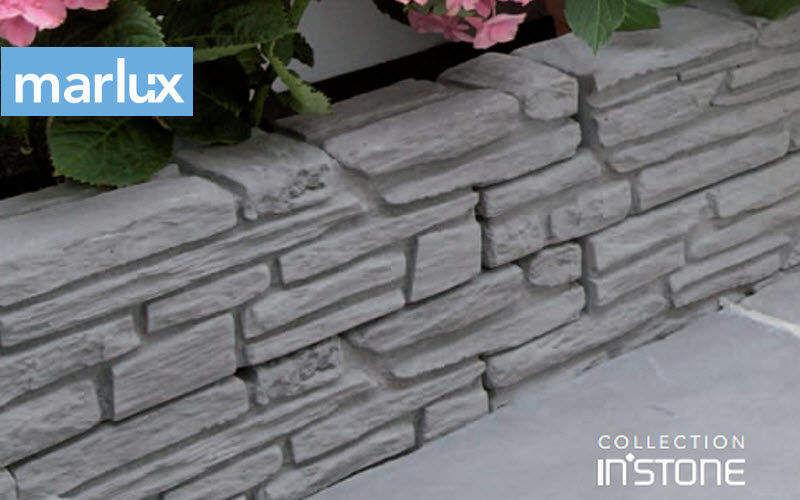 MARLUX Mur - muret Clôtures Bordures Jardin Abris Portails...  |