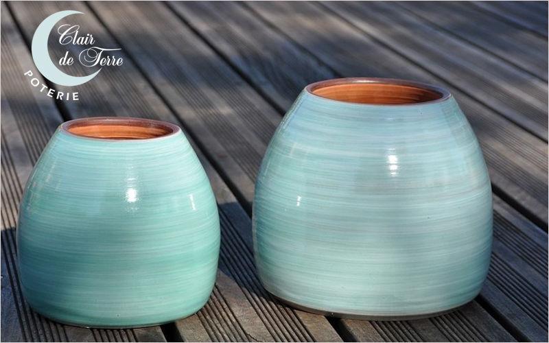 Les Poteries Clair de Terre Pot de jardin Pots de jardin Jardin Bacs Pots  |