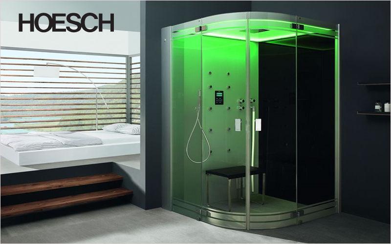 HOESCH BAGNO Cabine de douche vapeur Douche et accessoires Bain Sanitaires Salle de bains | Design Contemporain