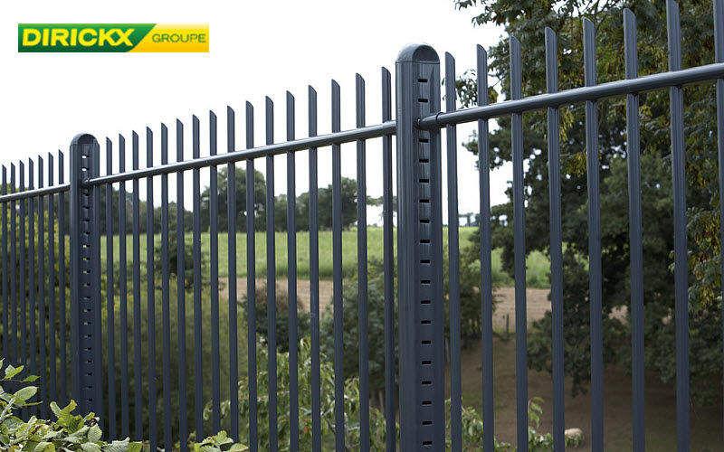 DIRICKX Clôture défensive Clôtures Bordures Jardin Abris Portails...  |