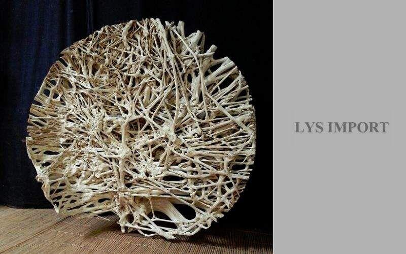 Lys Import Sculpture végétale Ornements de jardin Extérieur Divers   