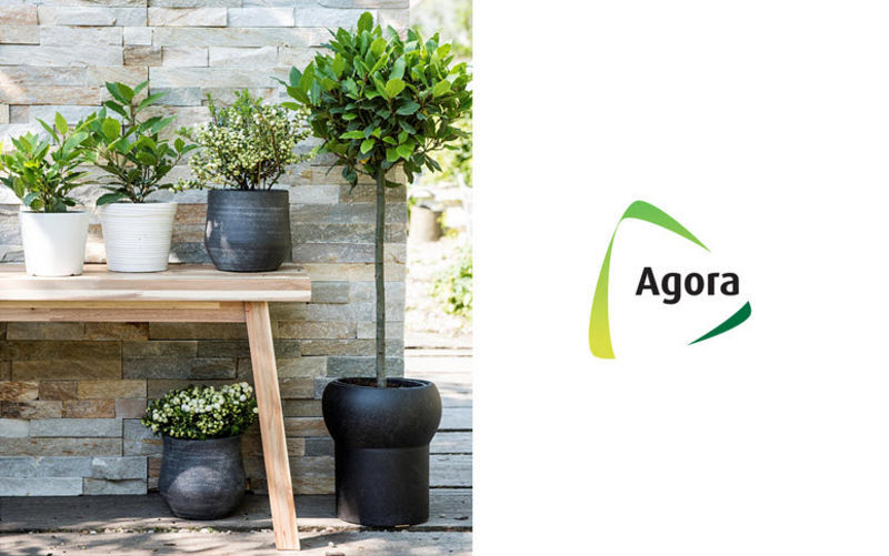 AKSENT COLLECTION Pot de jardin Pots de jardin Jardin Bacs Pots  |