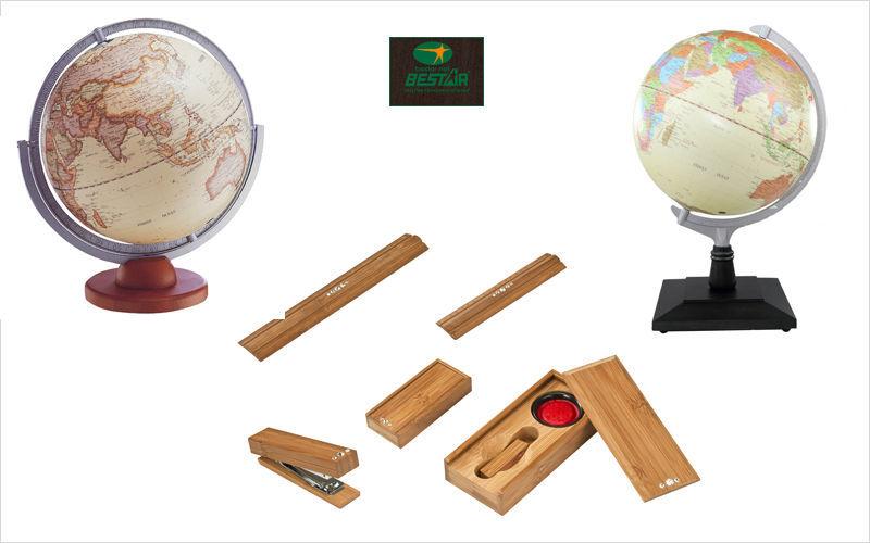 BESTAR Globe terrestre Objets de marine Objets décoratifs  |
