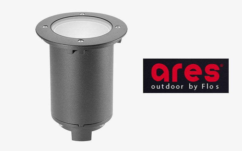 Spot encastr de sol spots decofinder for Luminaire exterieur spot