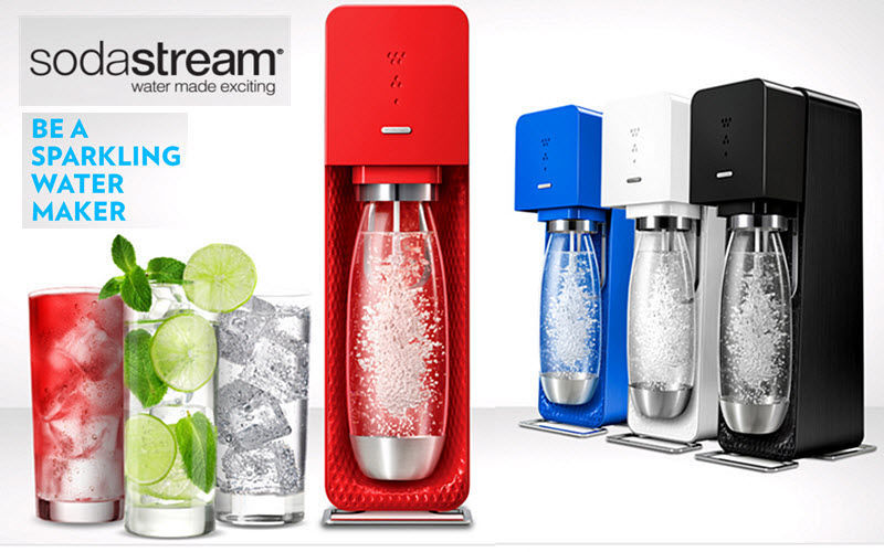 SODASTREAM Machine à gazéifier l'eau Equipements divers Cuisine Equipement  |