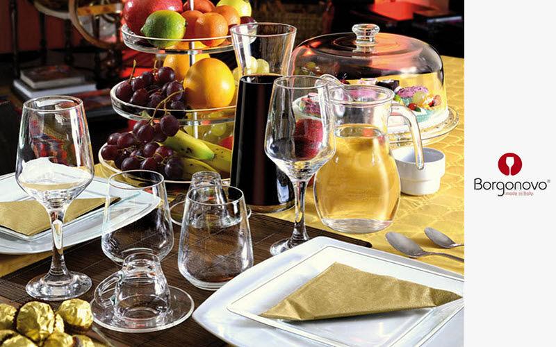 Borgonovo Service de verres Services de verres Verrerie   