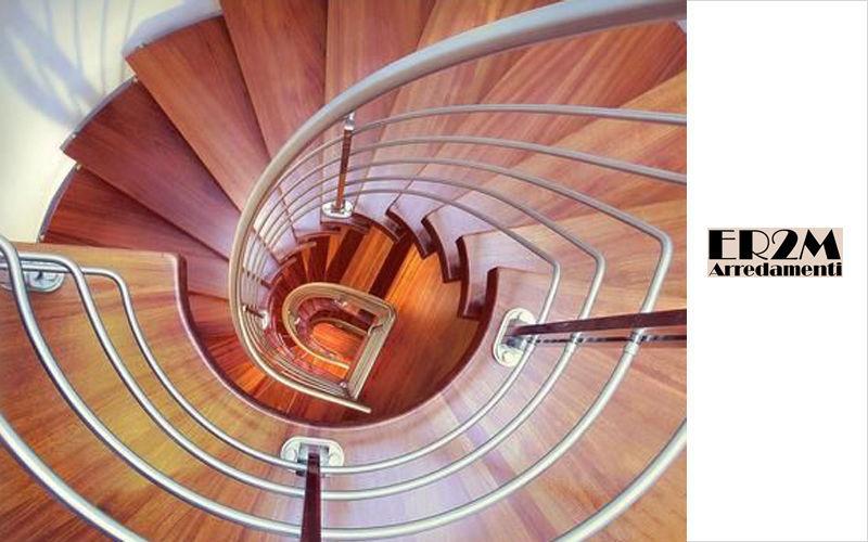 Er2m Escalier hélicoïdal Escaliers Echelles Equipement  |