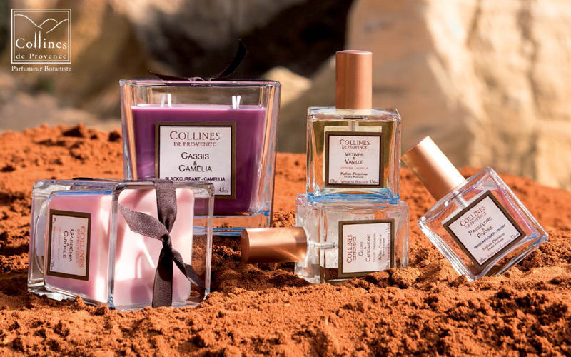 Collines De Provence Bougie parfumée Bougies Bougeoirs Objets décoratifs  |