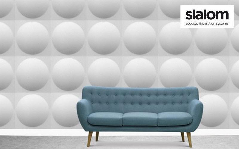 Slalom Panneau acoustique mural Cloisons & Panneaux acoustiques Murs & Plafonds  |