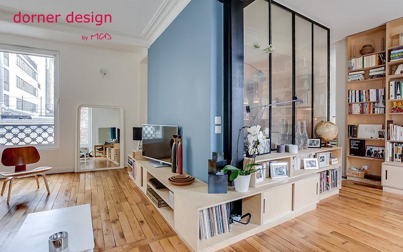 Marie Christine Dorner Réalisation d'architecte d'intérieur Réalisations d'architecte d'intérieur Maisons individuelles  |