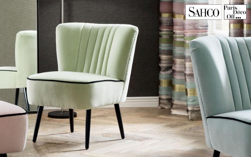 SAHCO  Tissu d'ameublement pour siège Tissus d'ameublement Tissus Rideaux Passementerie  |