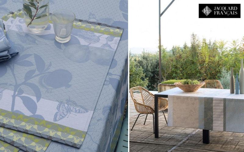 LE JACQUARD FRANCAIS Nappe rectangulaire Nappes Linge de Table  |