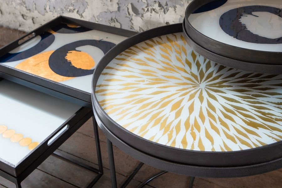 NOTRE MONDE Table d'appoint Tables d'appoint Tables & divers  |