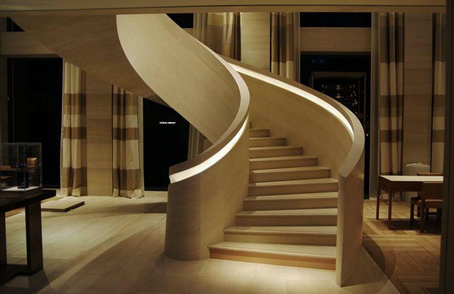 SCHAFFNER Escalier à spirale Escaliers Echelles Equipement   