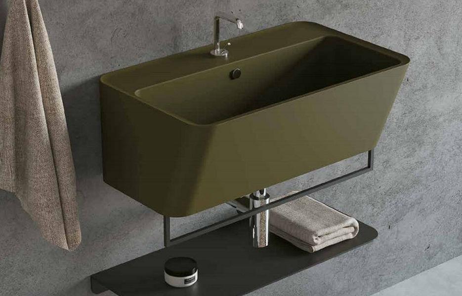 COLAVENE Lave-mains Vasques et lavabos Bain Sanitaires  | Design Contemporain