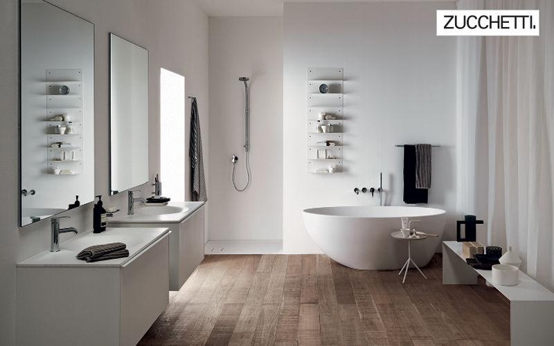 Zucchetti Mélangeur bain douche Robinetterie Bain Sanitaires  |