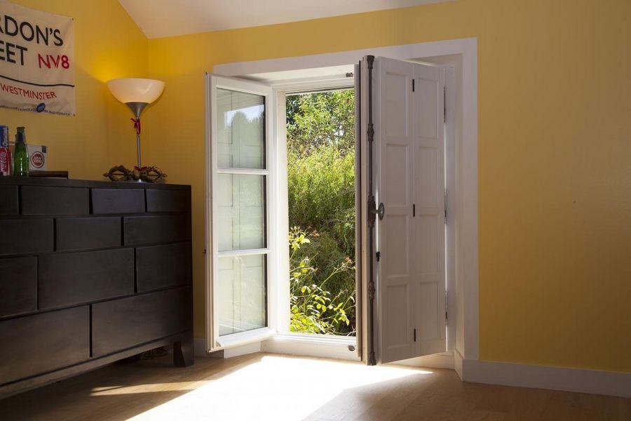 ATULAM Volet intérieur Volets Portes et Fenêtres  |