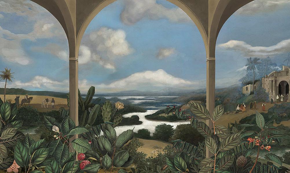 SKINWALL Papier peint panoramique Papiers peints Murs & Plafonds  |