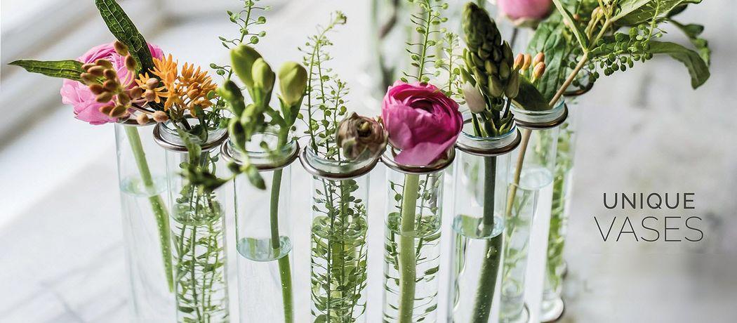 Culinary Concepts Soliflore Vases Fleurs et Senteurs  |