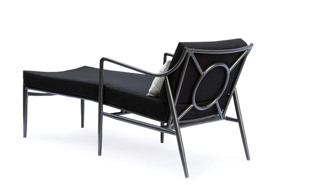 +SENSE Chaise longue de jardin Chaises longues Jardin Mobilier  |
