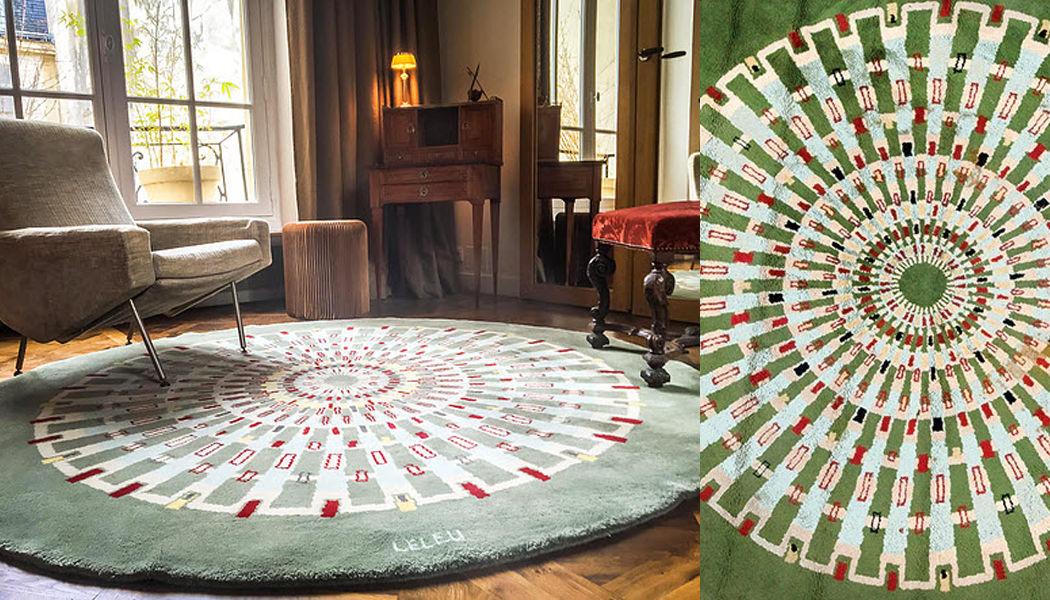 MAISON LELEU Tapis contemporain Tapis modernes Tapis Tapisserie Salon-Bar | Design Contemporain