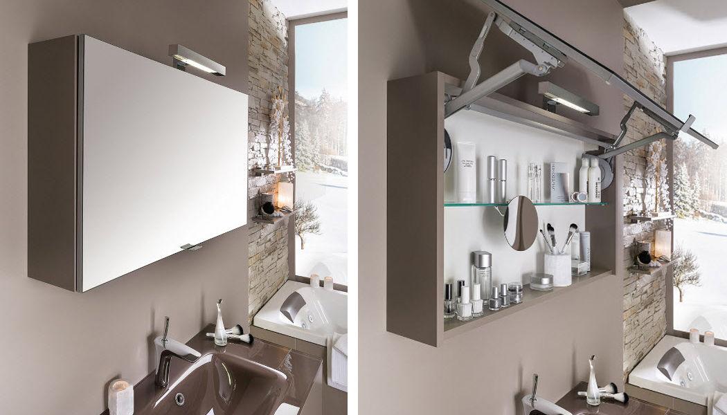 Delpha Armoire de salle de bains Meubles de salle de bains Bain Sanitaires Salle de bains | Design Contemporain