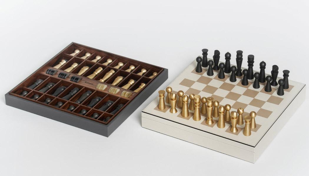 Pinetti I Luxury Home Décor Jeu d'échecs Jeux de société Jeux & Jouets  |