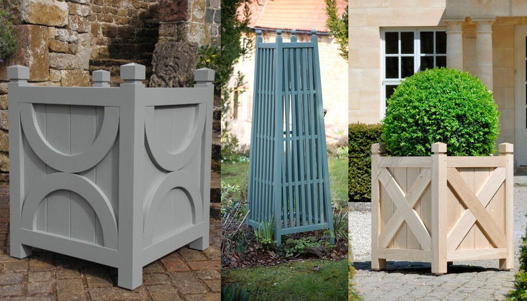 OXFORD PLANTERS Bac d'orangerie Bacs Jardin Bacs Pots  |